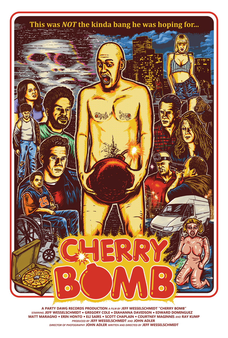 Cherry Bomb Movie poster